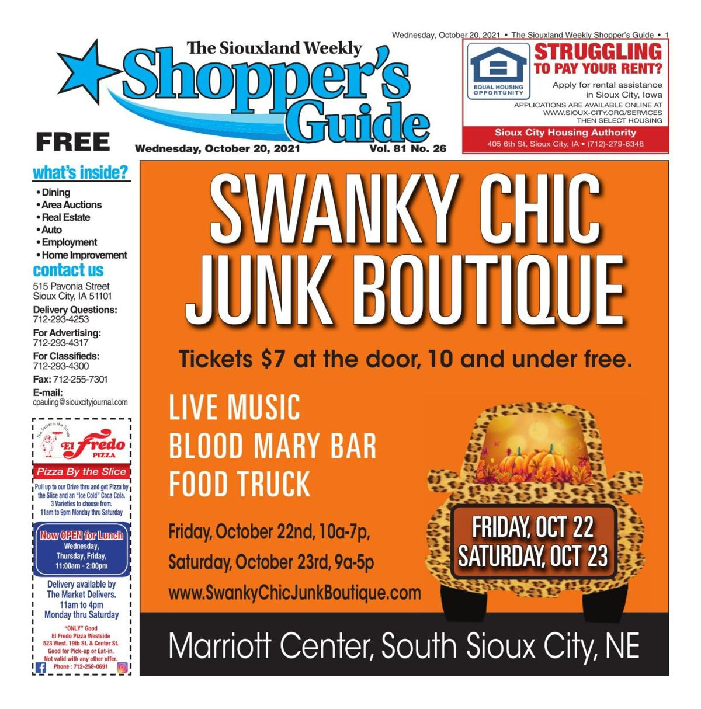 Shopper's Guide - October 20, 2021