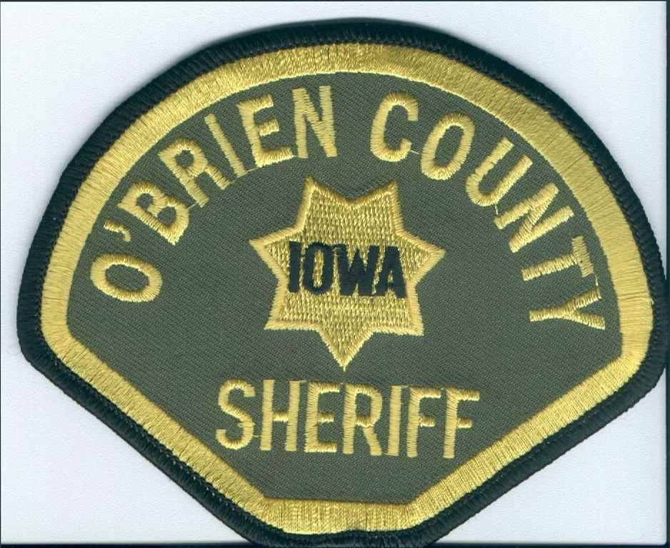 O'Brien County Sheriff logo