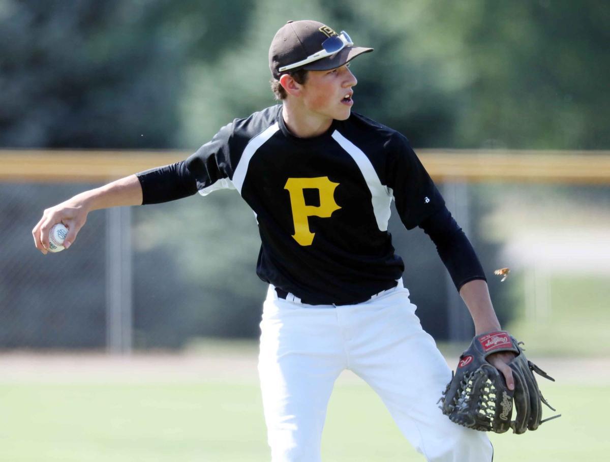 Kingsley-Pierson vs Woodbury Central  baseball