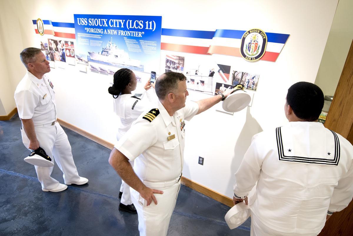 USS Sioux City update