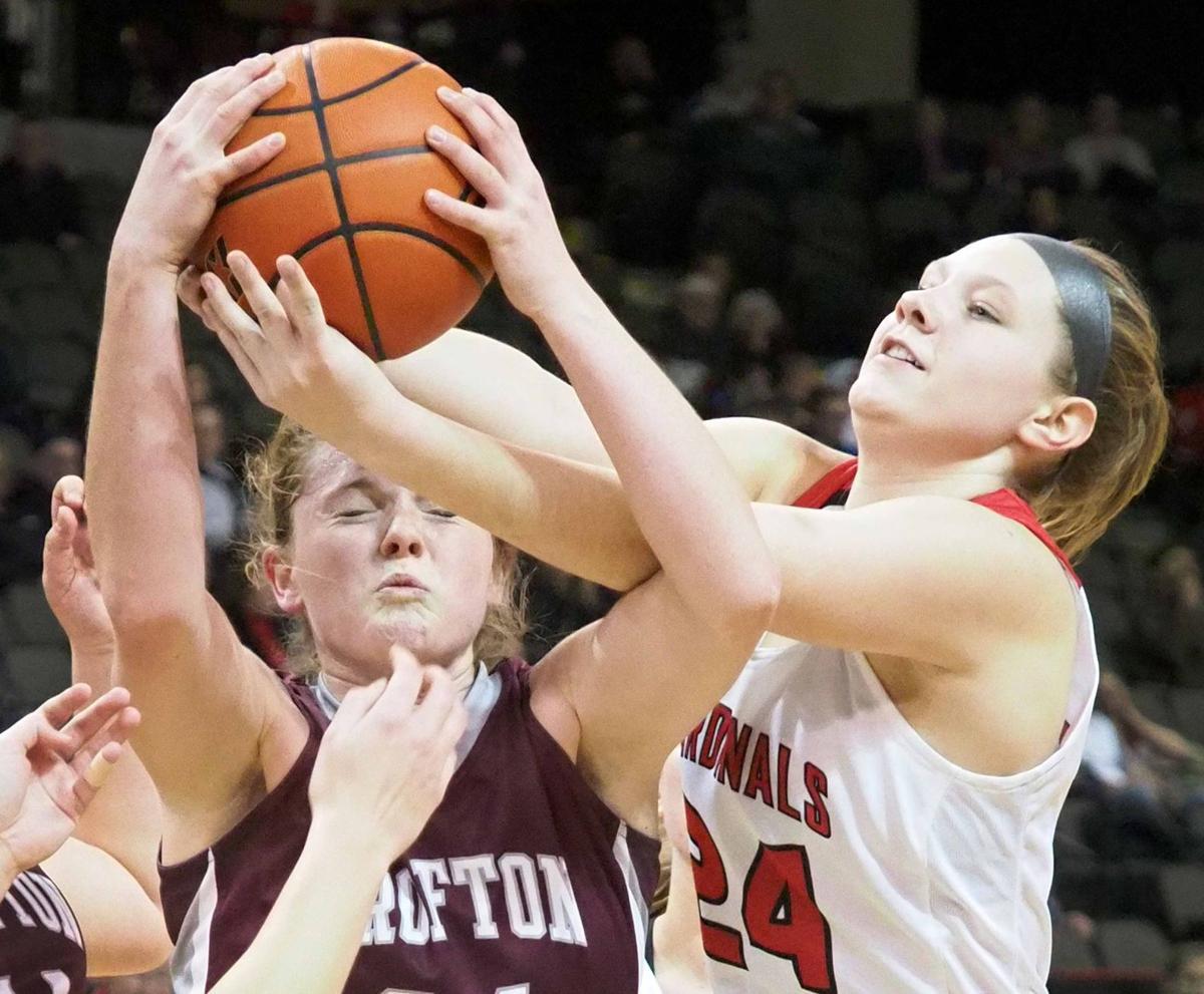 Crofton vs South Sioux City CNOS Foundation Basketball Classic