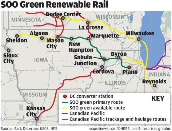 Soo Green Renewable Rail