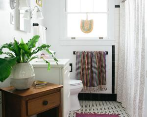Give Your Bathroom the Mini Makeover It Needs This Weekend
