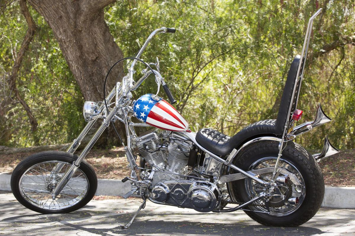 Easy Rider Bike Auction