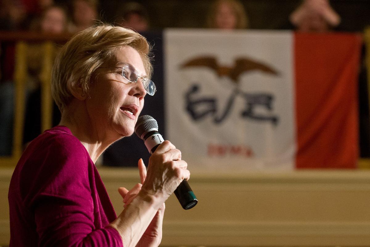 DEM Elizabeth Warren
