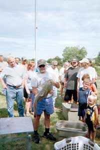 Local U.S. CATS tournament attracts anglers from five states
