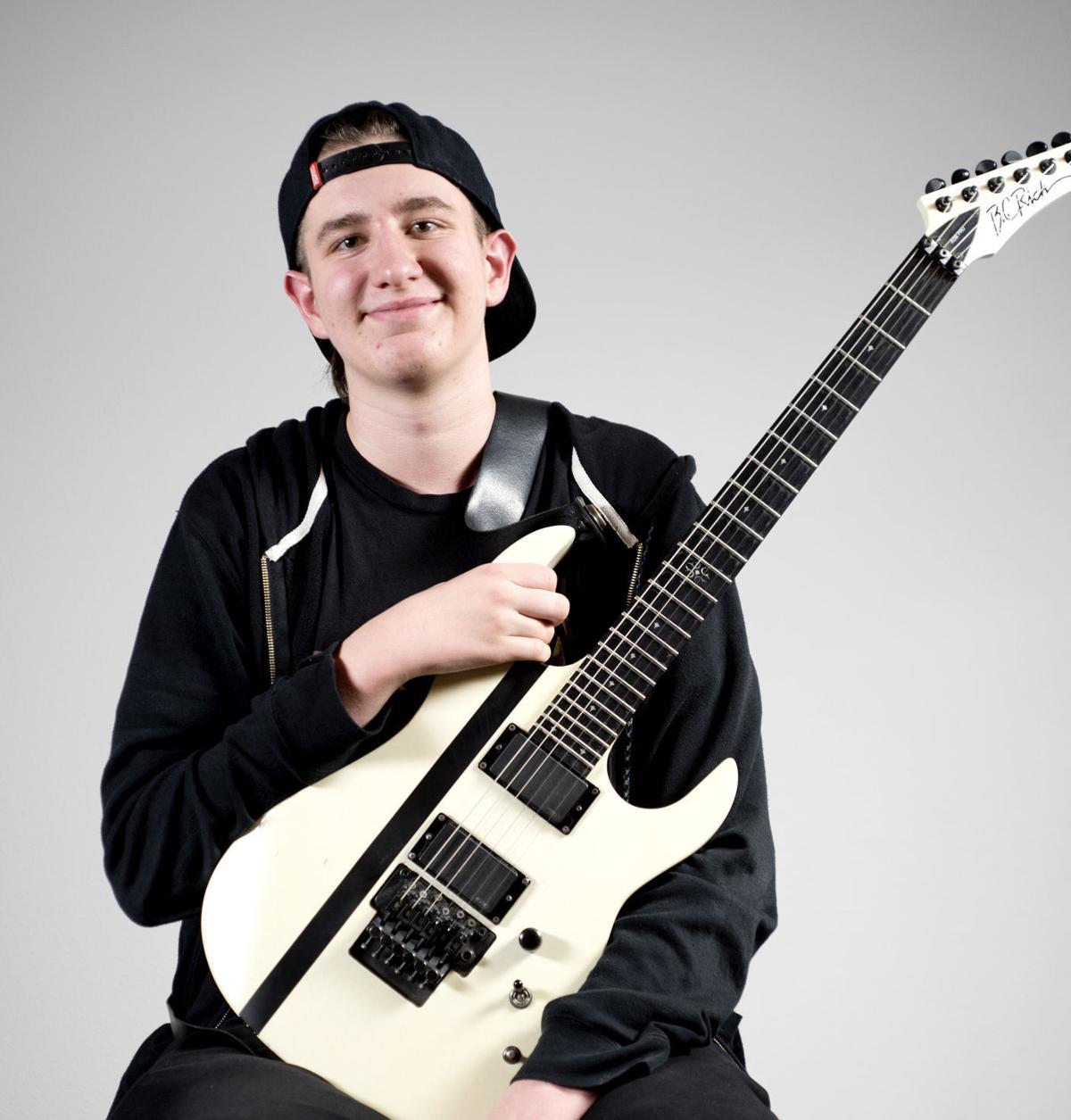 Musician Eli Dykstra