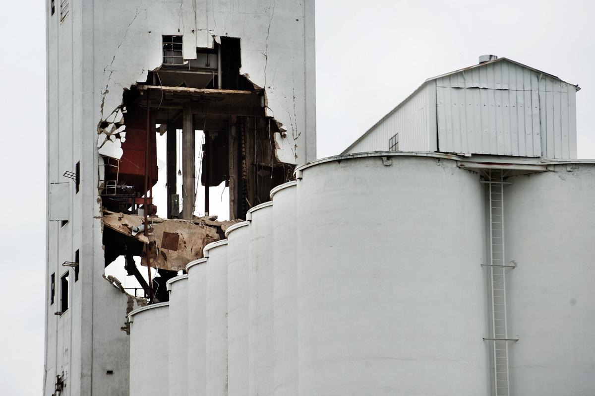South Sioux Grain Elevator