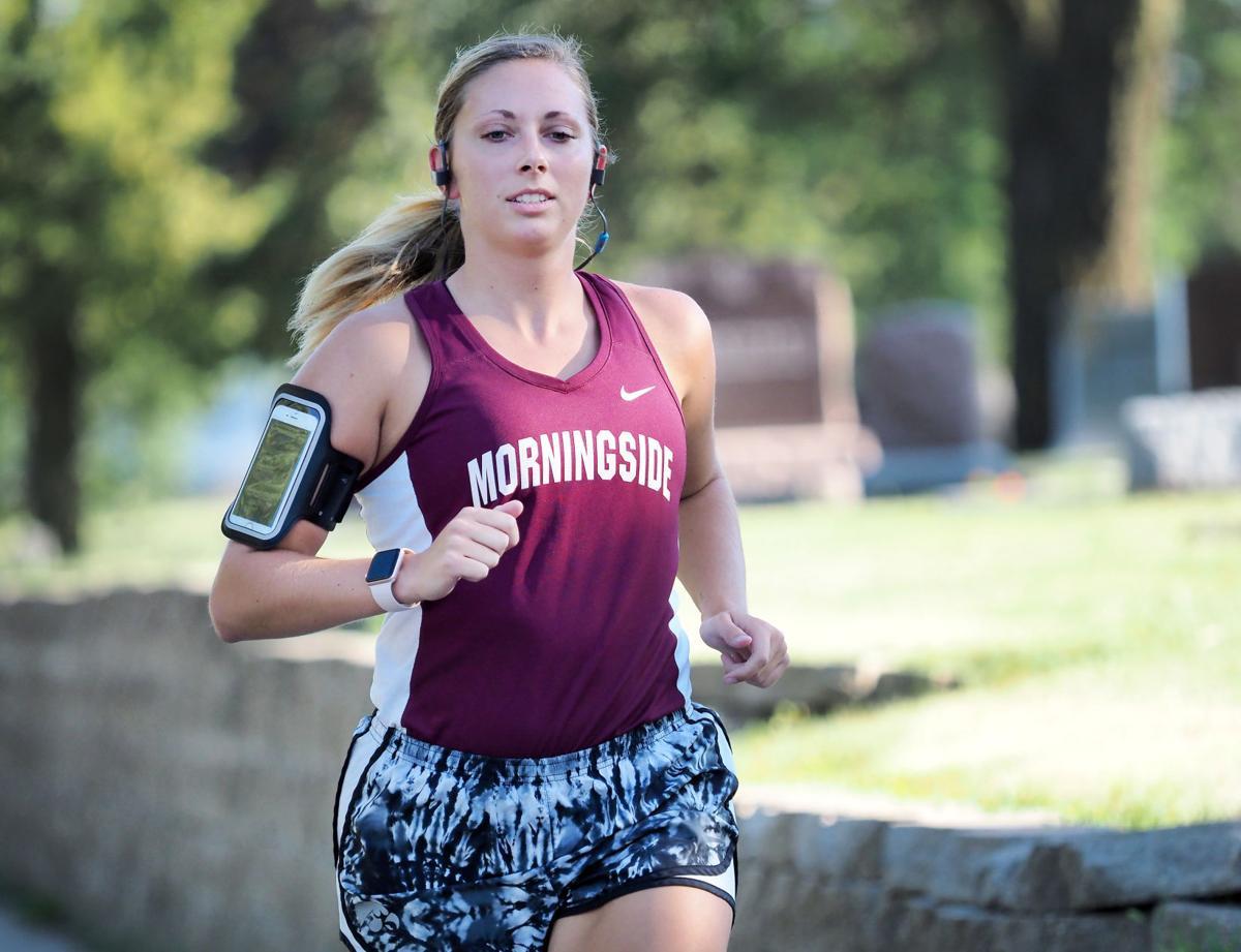 Runner Katlynn Schreiner