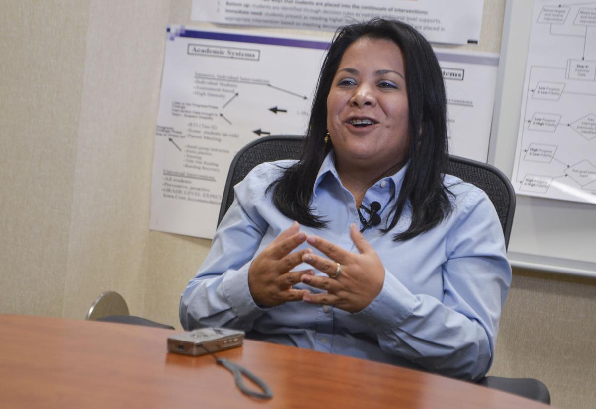 dora jung of sioux city school district
