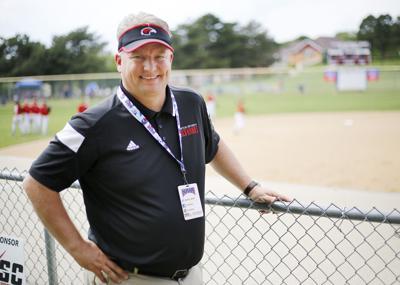 Simpson University Athletic Director Tom Galbraith
