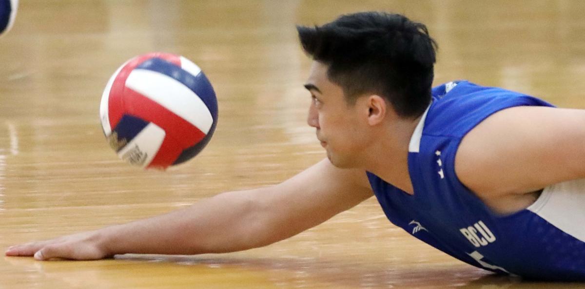 Briar Cliff at Morningside men's volleyball