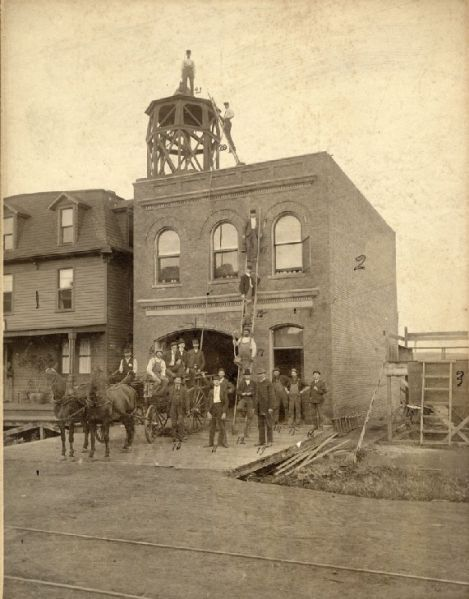 Historical fire station