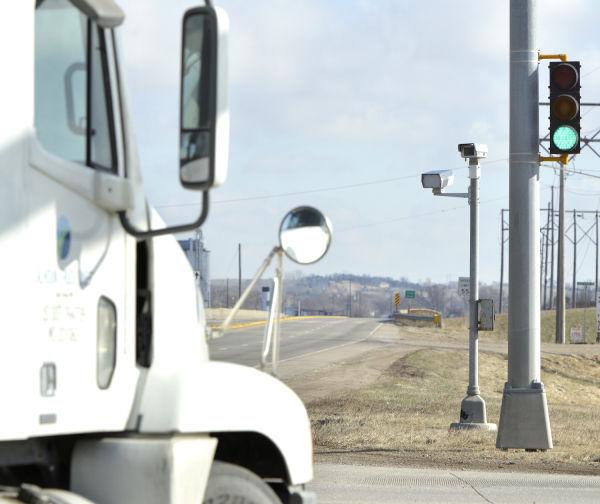 Traffic enforcement cameras