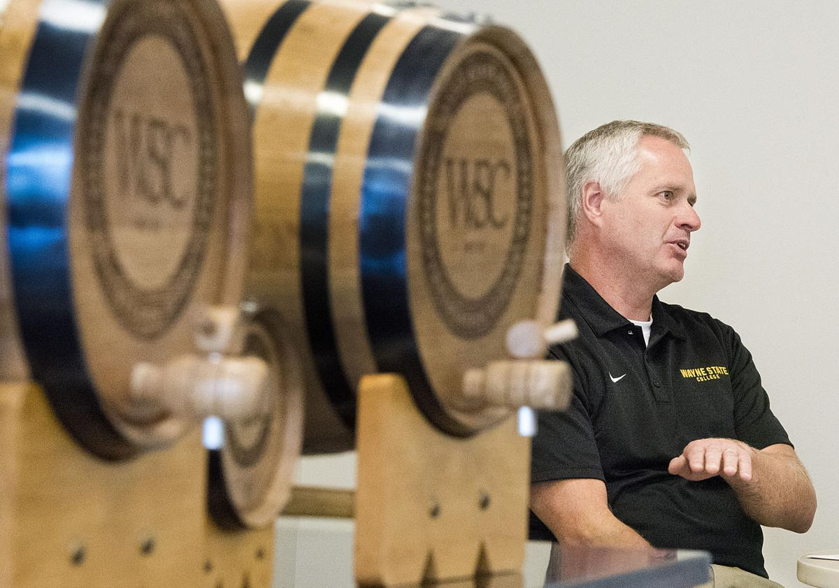 Wayne State College fermentation science program