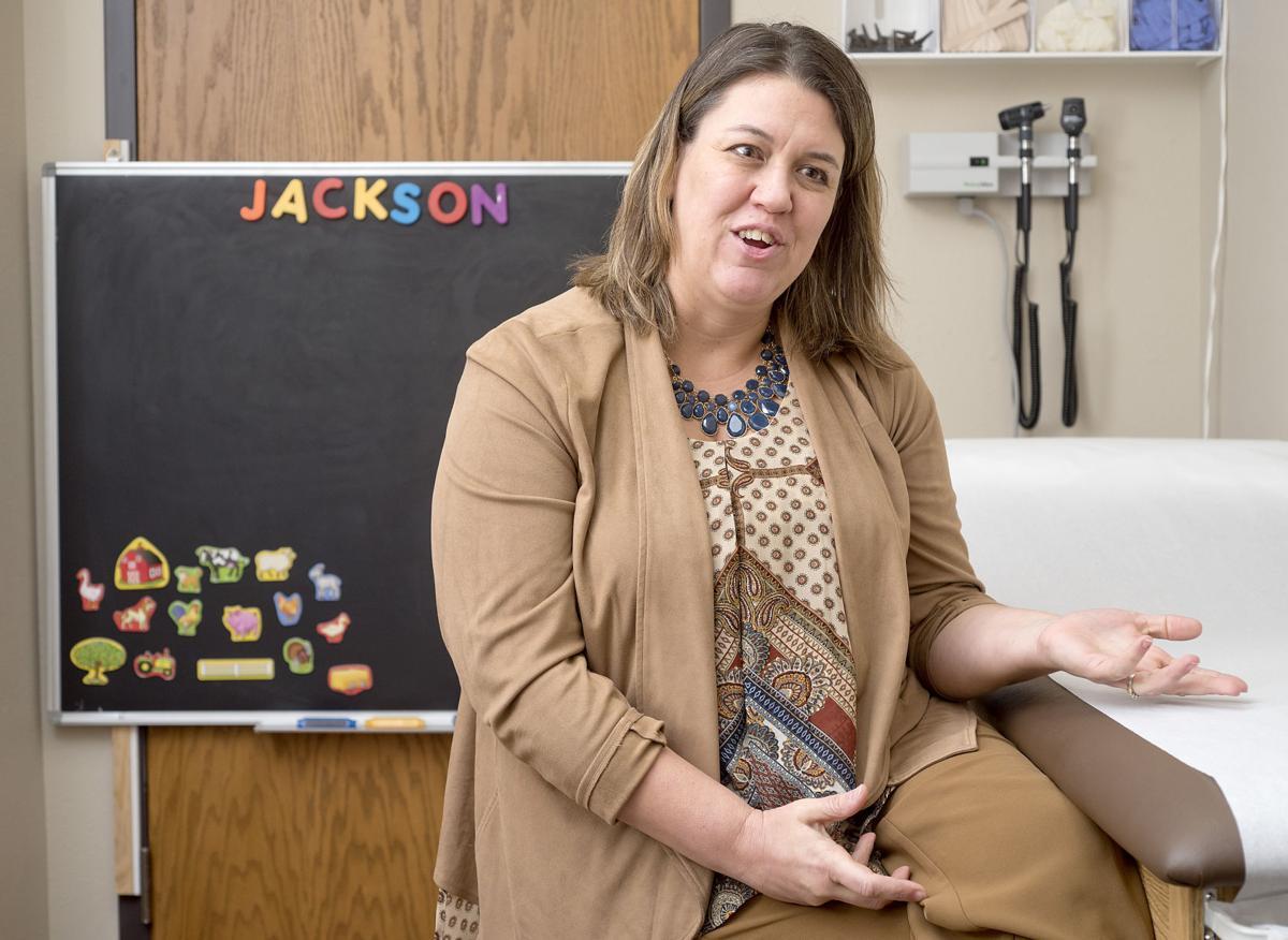 Jackson Recovery health clinic