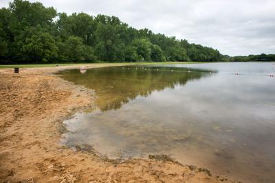 Little Sioux County Park beach