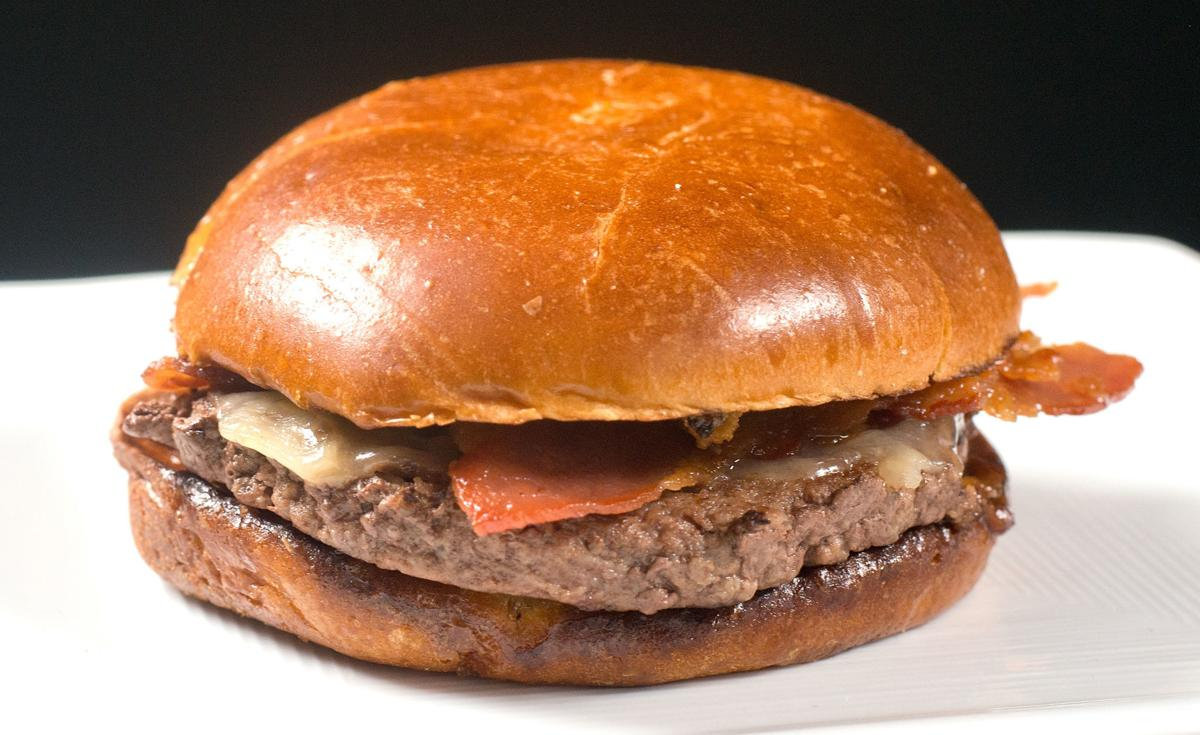 Fast Food Burgers Fries