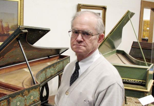 Andre Larson National Music Museum