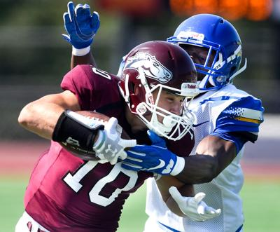 Football Briar Cliff at Morningside