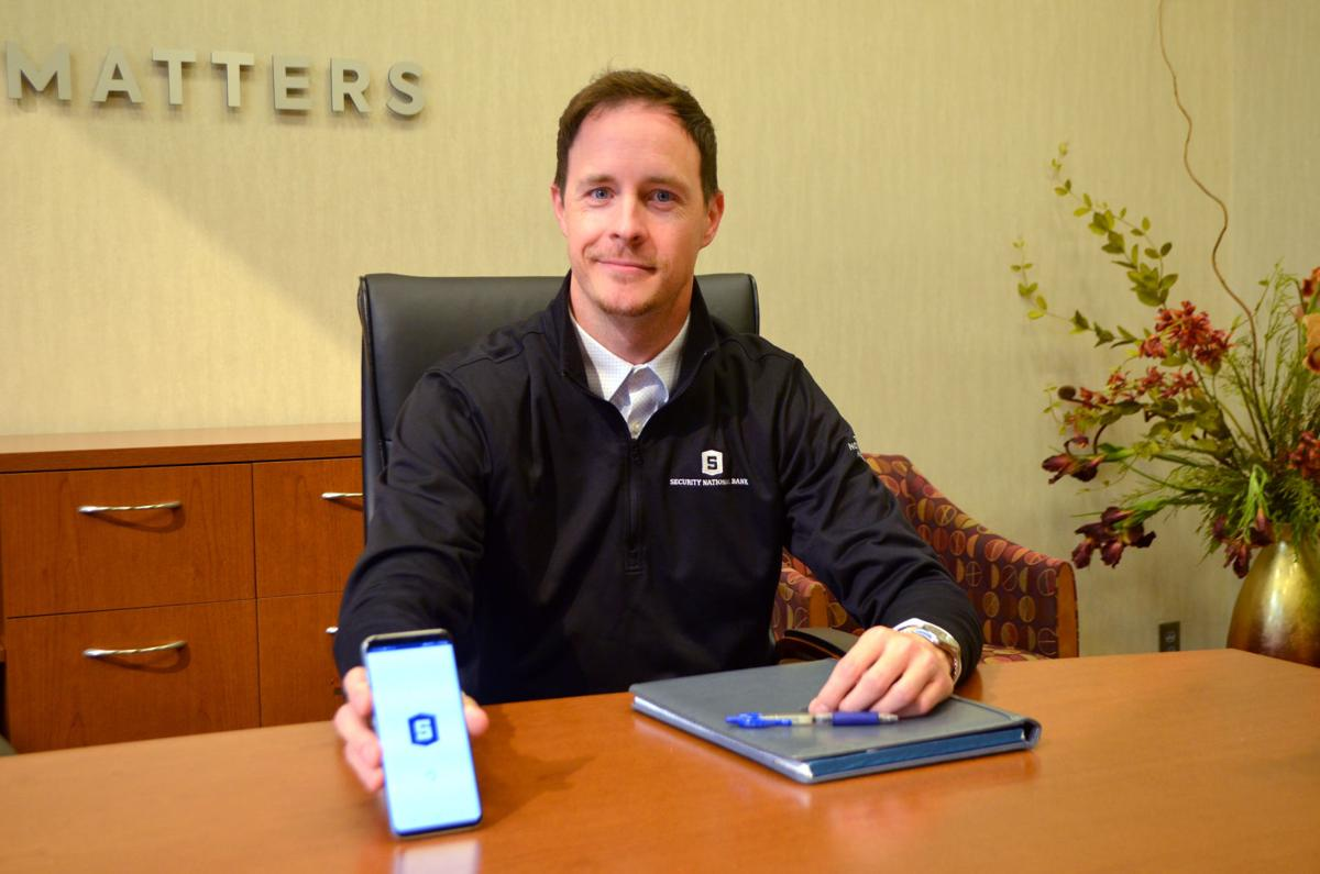 Security National Bank on P2P apps
