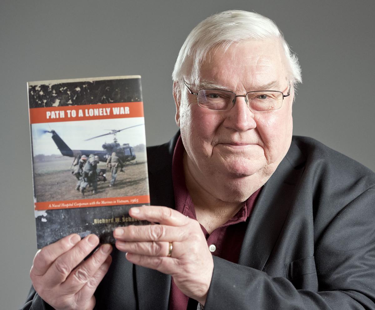 Author Richard Schaefer