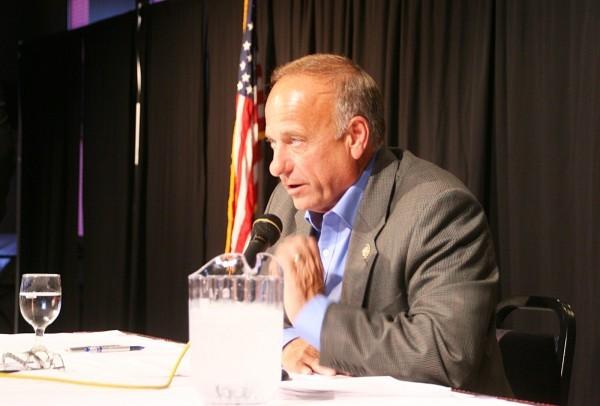 Steve King Clay County Debate