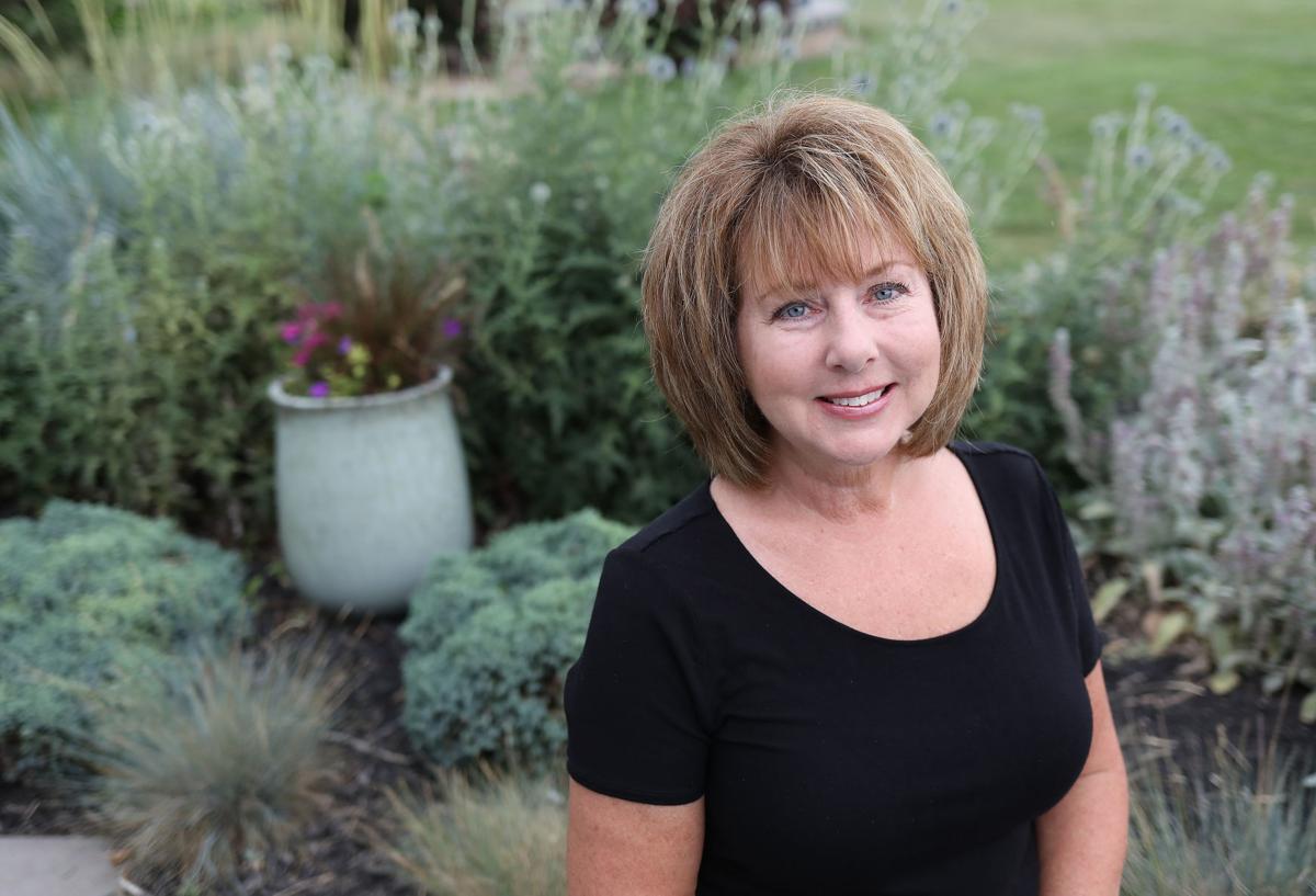 Master gardener Teresa Ernst