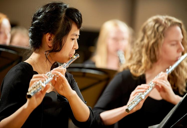 Northwestern College's Symphonic Band