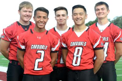 Football South Sioux City Media Day