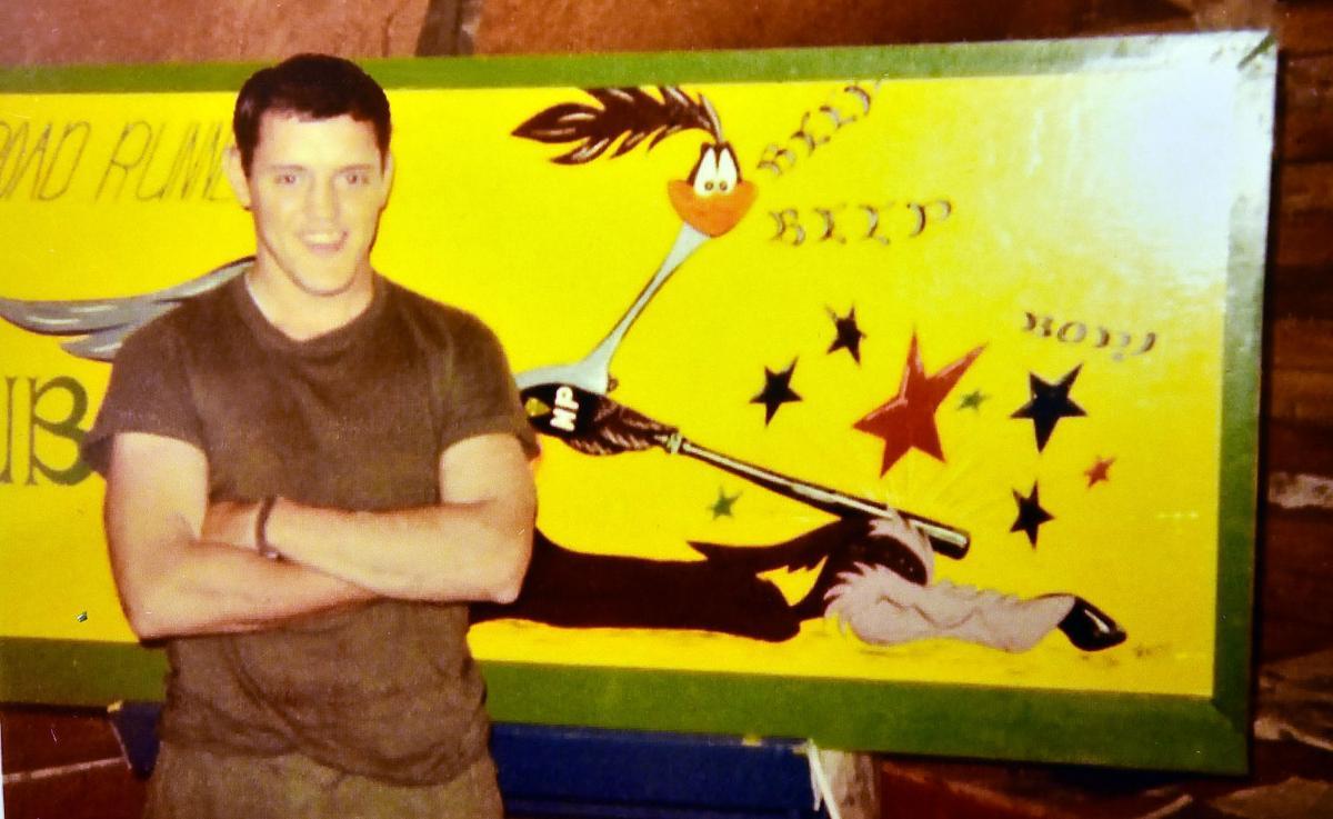 Vietnam war Dan Harry