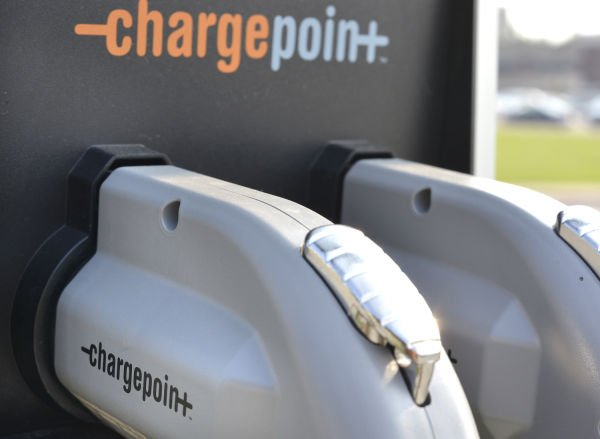 Sioux City electric car charging station