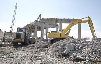 Interstate 29 construction