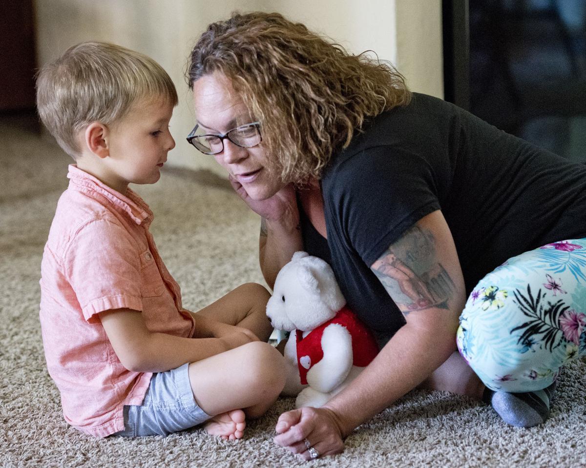 Preschool home visits #2