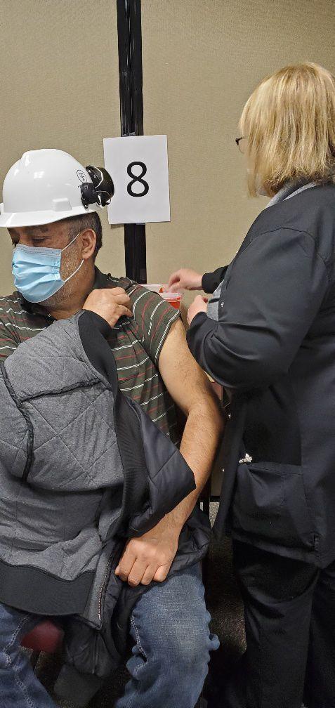 Tyson vaccinations