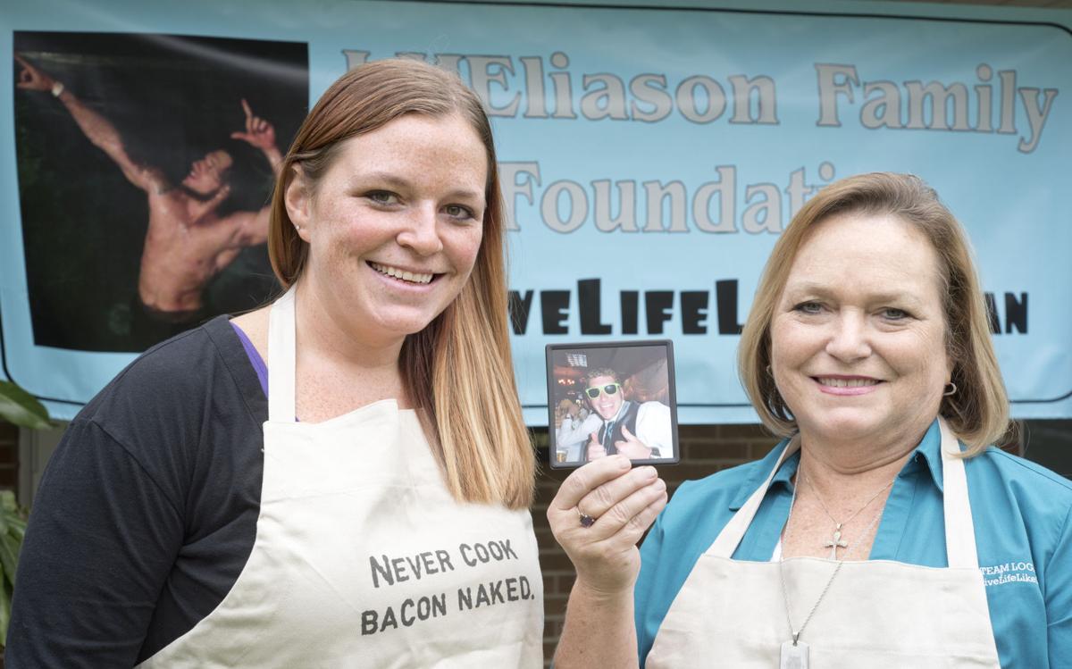 BaconFest Logan Eliason