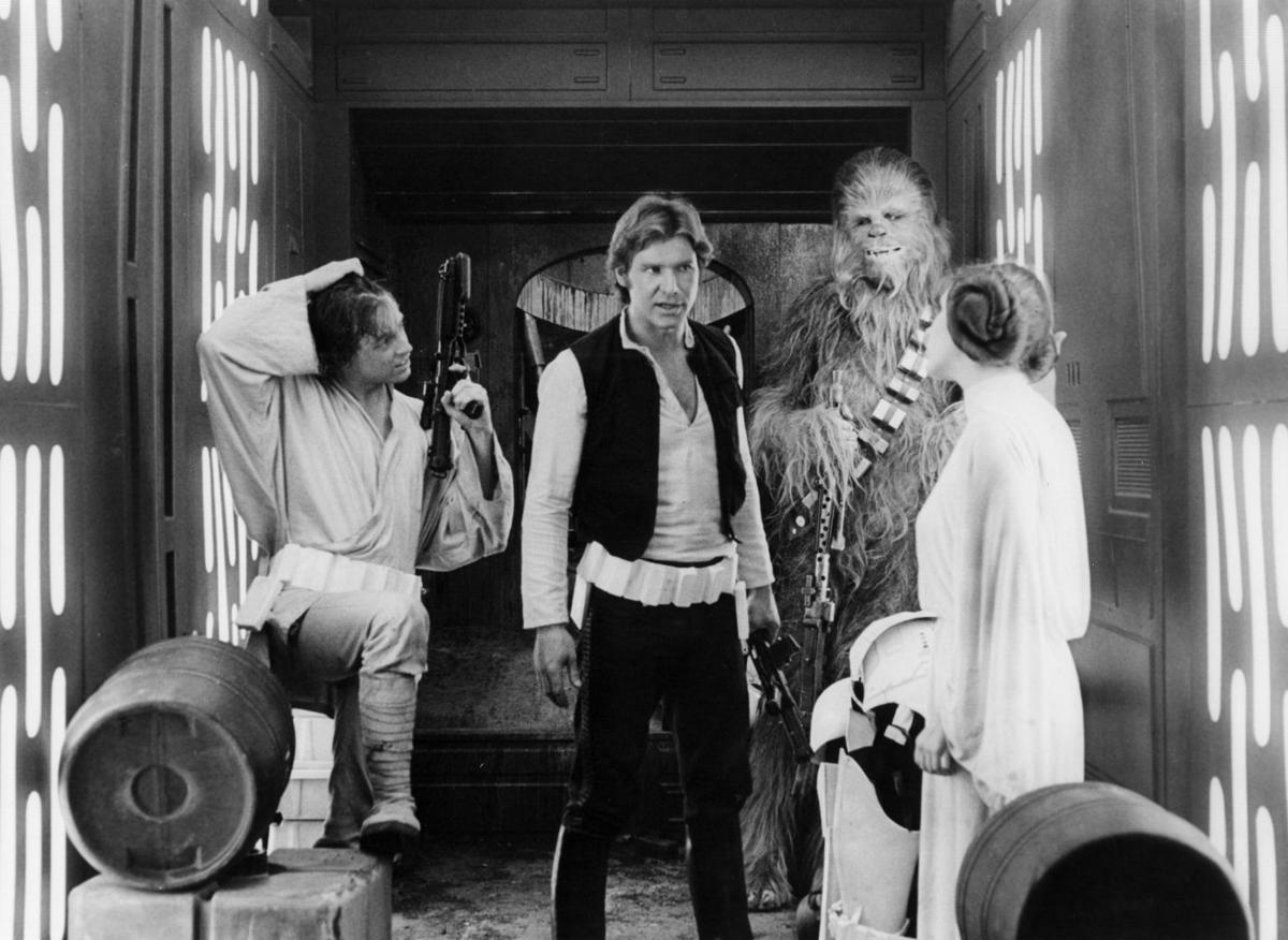 Star Wars (Weekender)