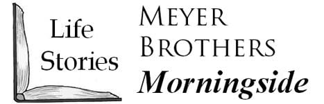 Obit-Meyer Bros Morningside Funeral Home logo