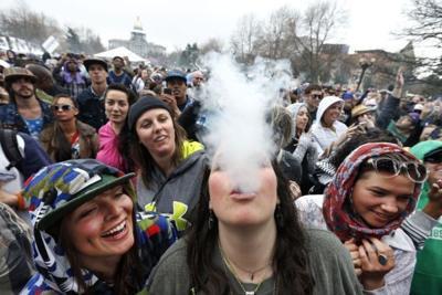 Denver Marijuana Celebration