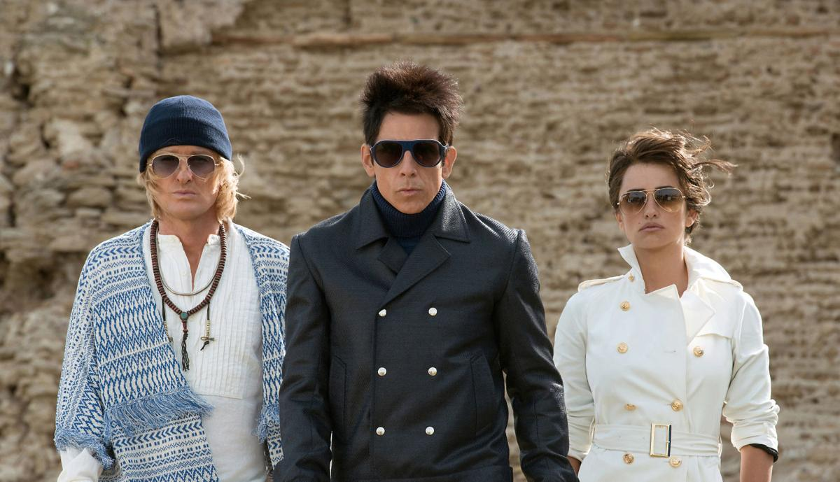 dvd review: 'zoolander no. 2' suffers from flop sweat | movies