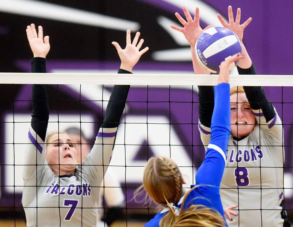 Volleyball OABCIG vs. Siouxland Christian