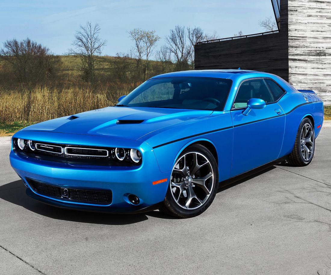 2016 Dodge Challenger Sxt The Muscle Car