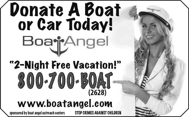 Donate A Boat