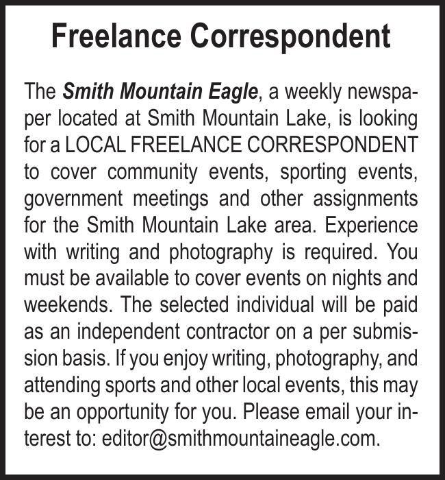 Freelance Correspondent