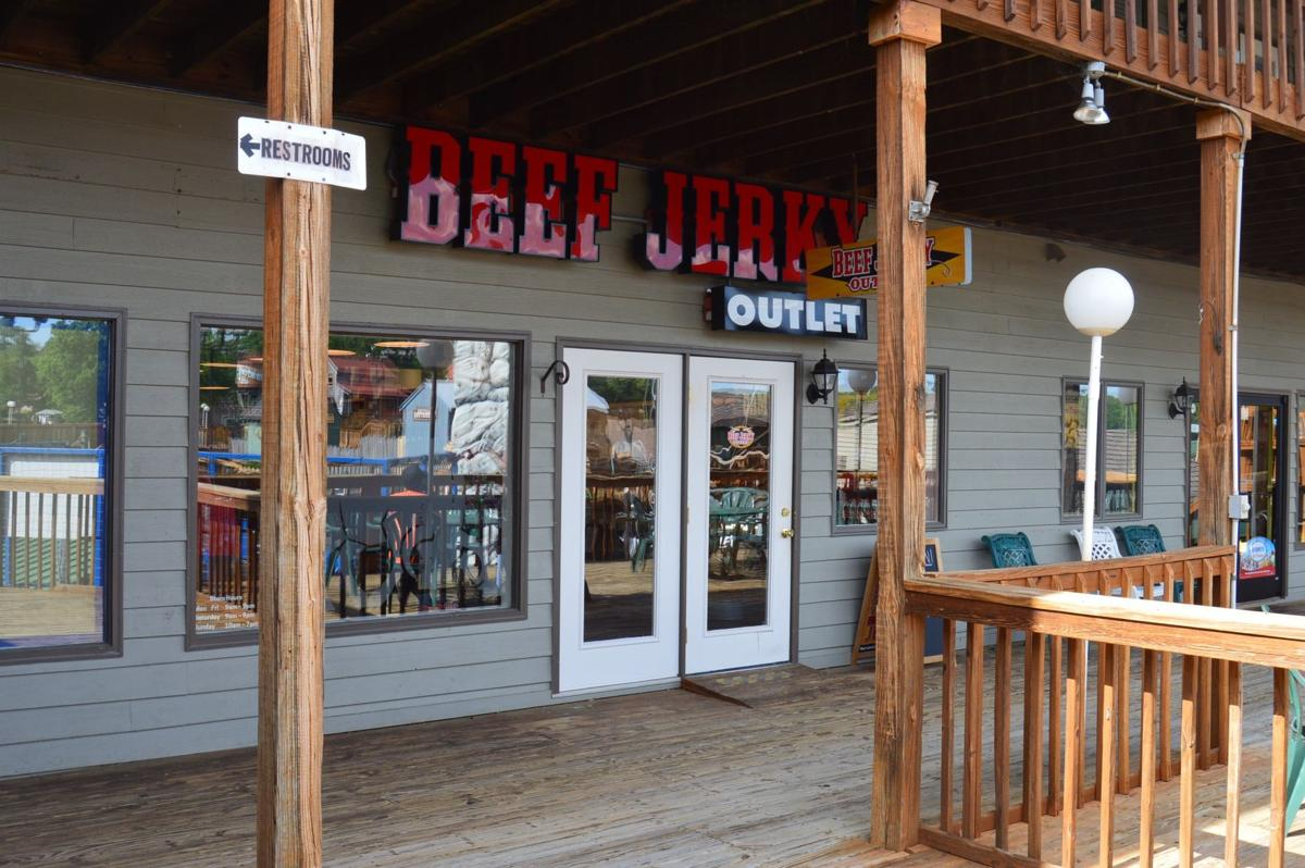 Jerky Outlet open for business