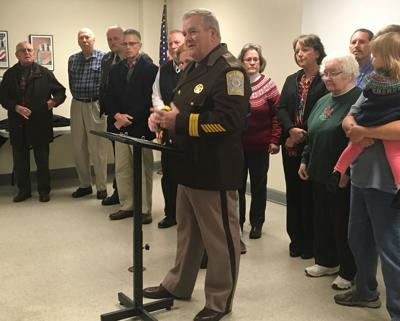 Miller launches bid for Bedford County sheriff