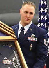 Air Force facility named for fallen airman