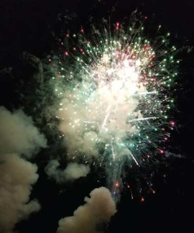 Saunders Fire Co. to hold SML Fireworks