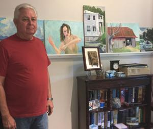 <p>The studio of lake resident Dana Phillips will be one of several that will featured in this year's Franklin County Artisan Studio & Harvest Tour.</p>