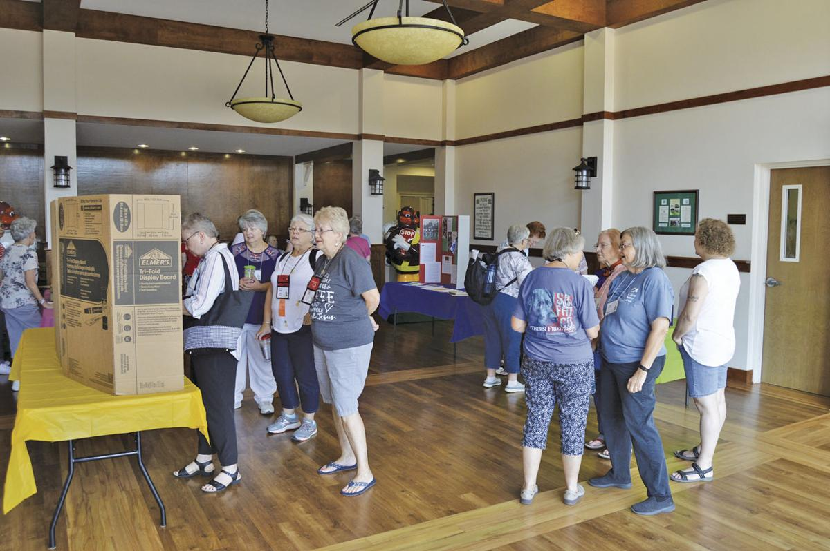 4-H Center hosts Mission Encounter
